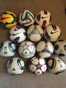 High End Soccer Balls - CHEAP!!!