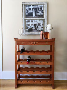 NEW Collector Edition Cherry Wine Rack by Stickley