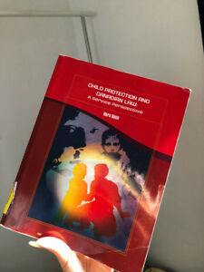 "SELLING ""Child Protection and Canadian Law"" + NOTES"