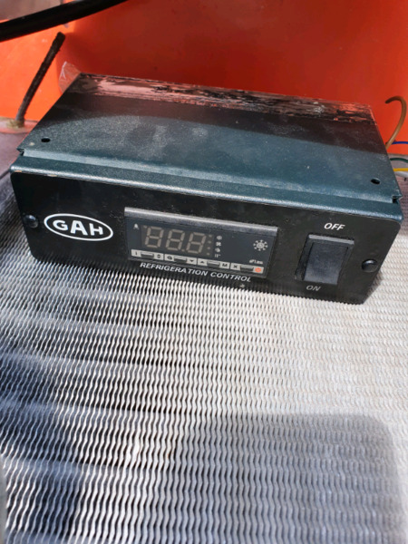 REDUCED  FOR QUICK SALE GAH REFRIGERATION UNIT