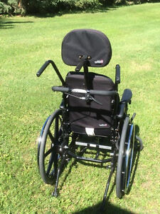 ORION II TILTING WHEELCHAIR USED