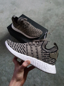 Adidas NMD R2 PK Trace Cargo DS Size 11