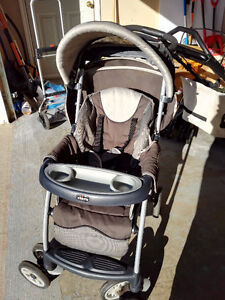 Chicco Stroller Travel System