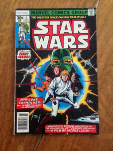 Marvel Star Wars #1 Comic For Sale