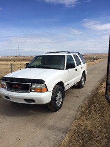 2003 GMC Jimmy sle SUV, Crossover