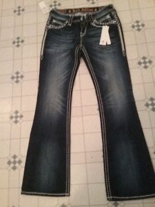 ROCK REVIVAL JEANS New Size 27