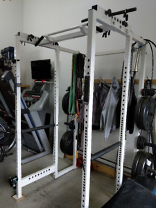 Cage entrainement power rack West side Barbell Pro Crossfit