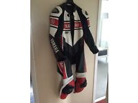 Genuine Yamaha leathers one piece