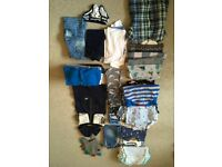 Boys Clothes Bundle 18-24 - Excellent Condition