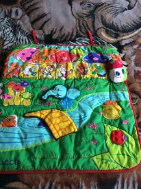 Musical toy rug from Chicco