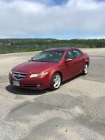 2008 Acura TL Technology Package