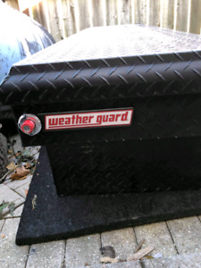 Weather guard tool boxes