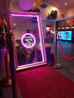 ✨MIROIR MAIQUE✨cabine photo photomaton Miroir booth Photobooth