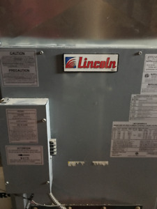lincoln furnace for sale