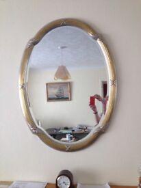 Good quality Oval mirror