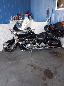 REDUCED TO SELL Touring motorcycle for sale
