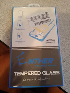 Tempered Glass Screen Protector - Iphone 6/6S PLUS - BRAND NEW