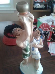 BASKETBALL DECANTER