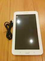 Samsung Galaxy Tab 3 Lite - Barely used, mint condition