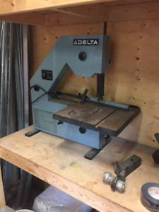 "Band Saw Woodworking 14"" cut depth"