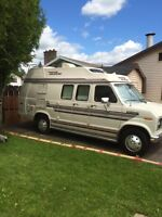 Ford Holidaire travel Van
