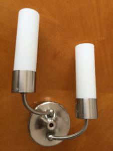 Sconce - Double Halogen Wall Lamp