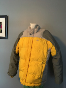 Adidas Down Filled Puffer Jacket Size Large