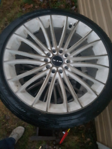White Rim's for sale -200 $ or best offer
