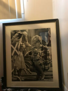 Harry Benson's with Princess Diana Picture