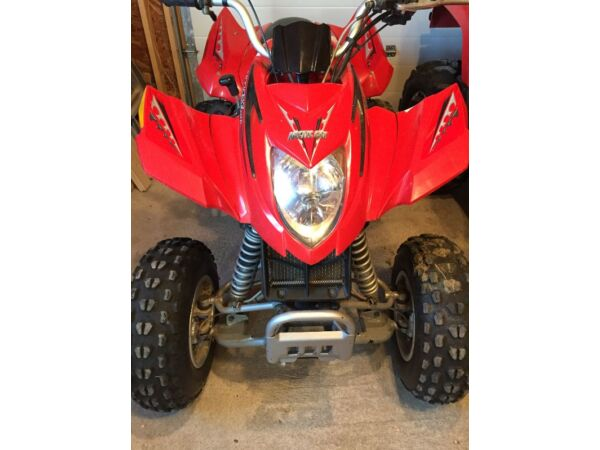 Used 2006 Arctic Cat DVX