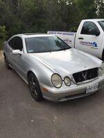 2002 CLK 430 Mercedes Benz