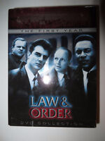 Law and Order the first year, season 1 dvd set