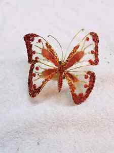 Clip on Butterfly
