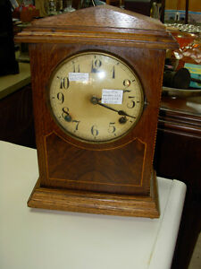 1890s Ingraham Mantle Clock