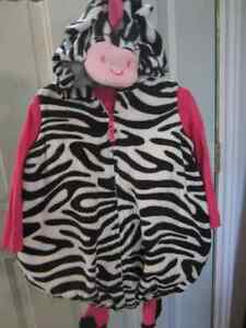Carter's Babygirl Cow Costume