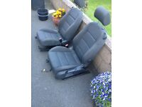 Golf mk5 seats (will consider seperate sale)