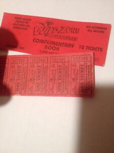 Chatham Wild Zone Tickets