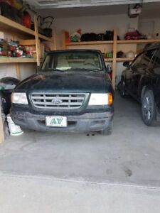2003 Ford Ranger Pickup Truck for Parts