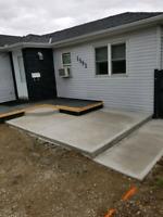 Concrete /Cement and Masonry