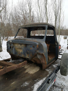 1953 Ford Cab