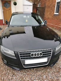 Audi A5 2.0L petrol 2010