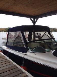 Boat tops, boat covers and boat interiors
