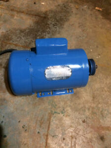 2HP electric motor