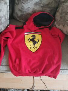 Scuderi ferrari puma hoodie for sale new