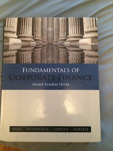 *Fundamentals of Corporate Finance, Ross, 7th Canadian Edition*