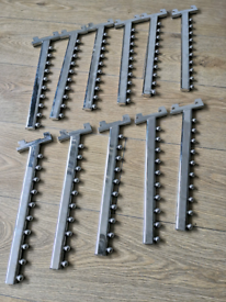 Large selection of shop fittings & coat hangers