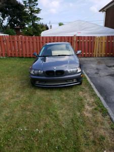 BMW 323ci 2000