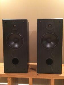 JVC SP-393 Speakers