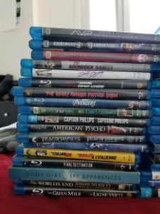 144 blu ray collection for sale. All good working conditions
