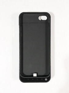 Battery Case Iphone 5 / 5S --- Extra 1-2 days charge LIKE MOPHIE
